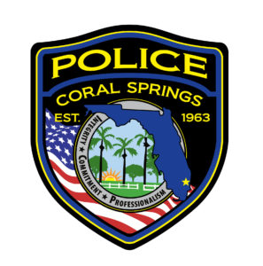 Coral Springs patch